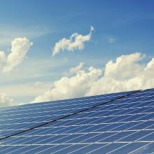 Verbesserter Wirkungsgrad von neuer Fotovoltaikanlage