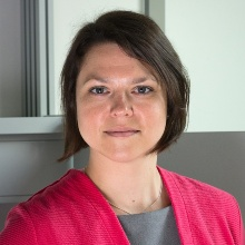 This picture shows Jun.-Prof. Dr. Maria Wirzberger