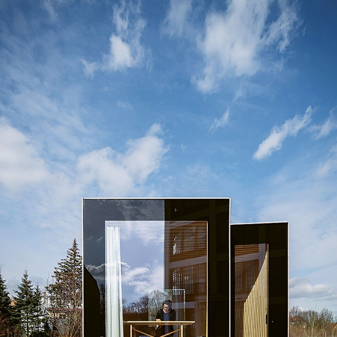 Timber Prototype House