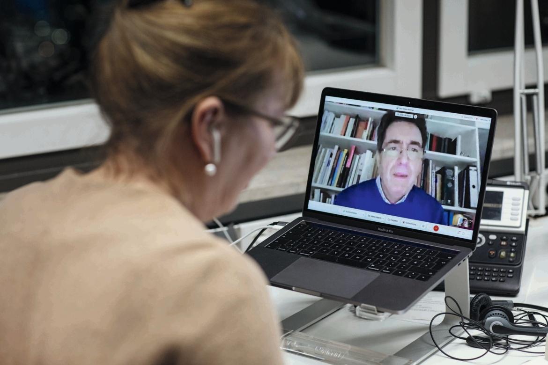 Die Vorträge finden digital als Videokonferenz statt.