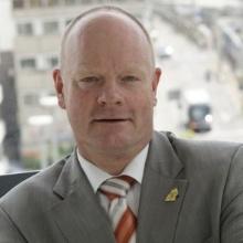 Prof. Ralf Kindervater, Geschäftsführer der BIOPRO Baden-Württemberg GmbH