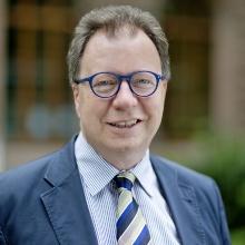 Wolfram Ressel, Rektor der Universität Suttgart