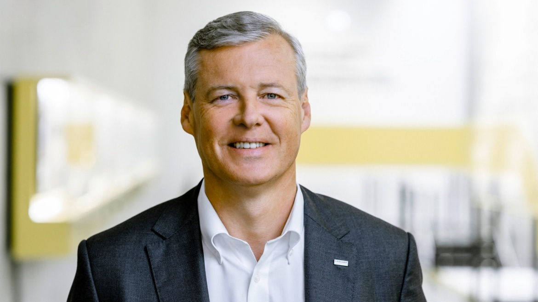 Hartmut Jenner, CEO of the Alfred Kärcher SE & Co. KG (c) Kärcher