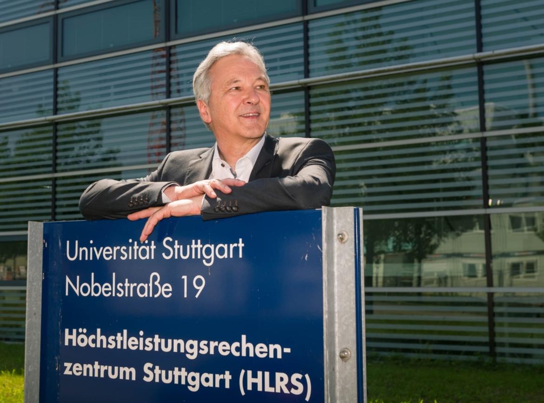 Prof. Schmauder