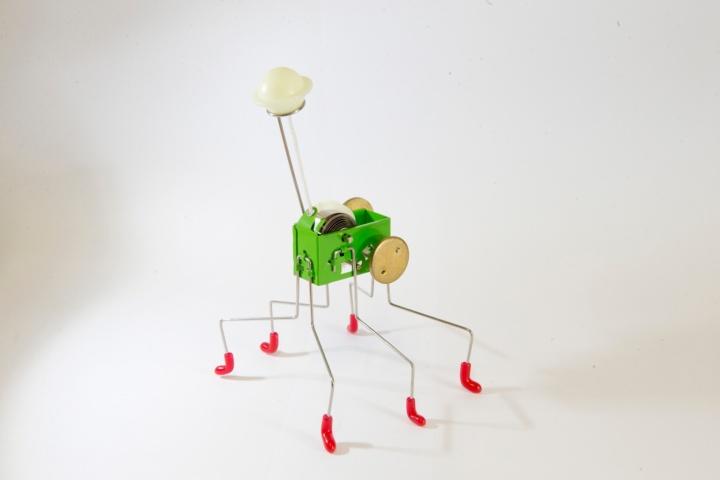 Ein Robotertierchen (c)