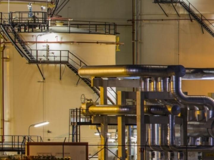 Die Industrie als Stromfresser - das Kopernikus-Projekt SynErgie soll das beheben und die Industrie kompatibel für erneuerbare Energien machen.