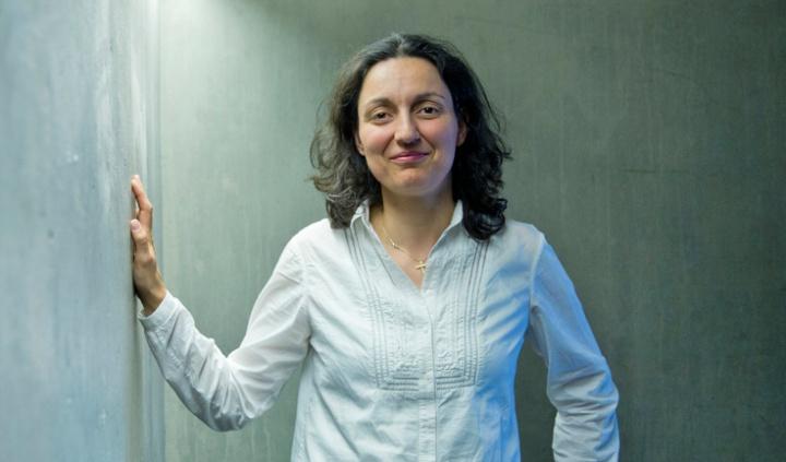 Jun.-Prof. Maria Fyta (c) Universität Stuttgart/Uli Regenscheit