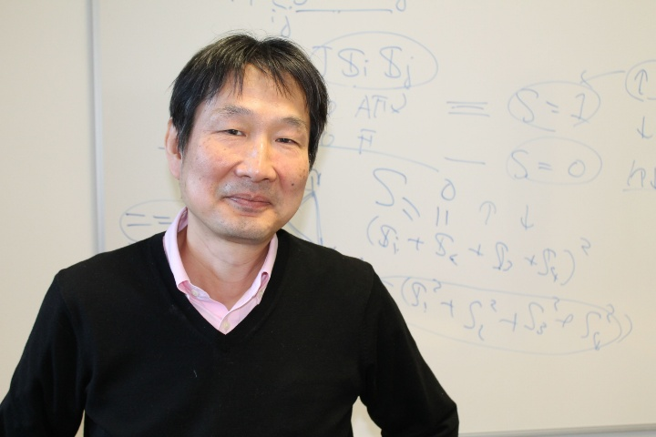Prof. Hidenori Takagi