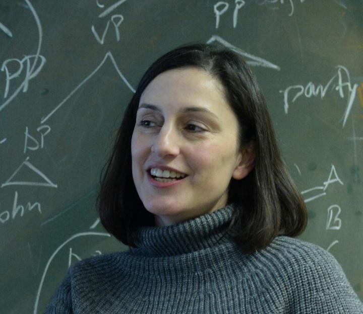 Prof. Artemis Alexiadou (c) DFG/David Ausserhofer