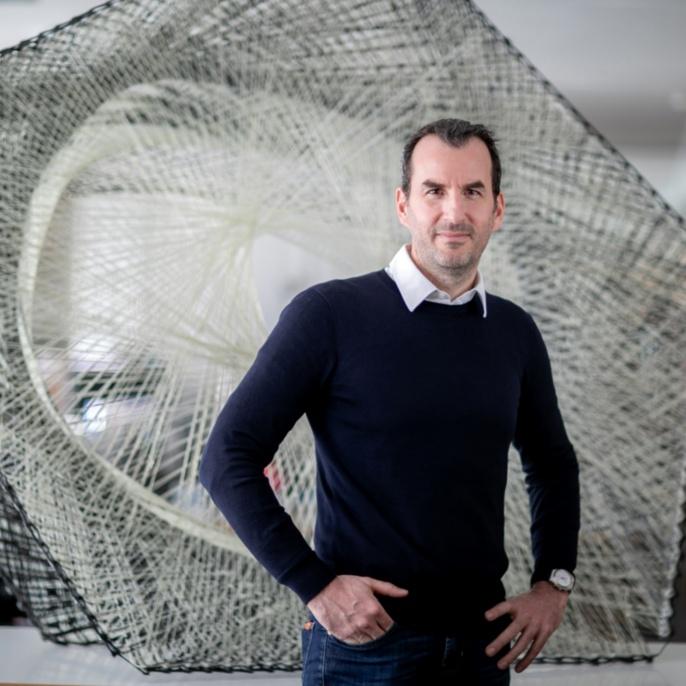 Prof. Dr. Achim Menges: Großer Kunstpreis Berlin 2015