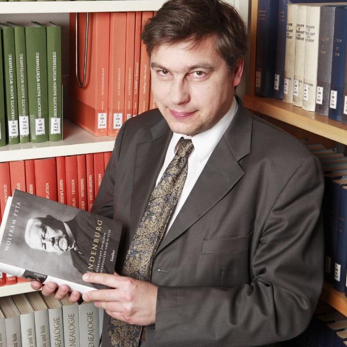 Prof. Wolfram Pyta: Landesforschungspreis 2009