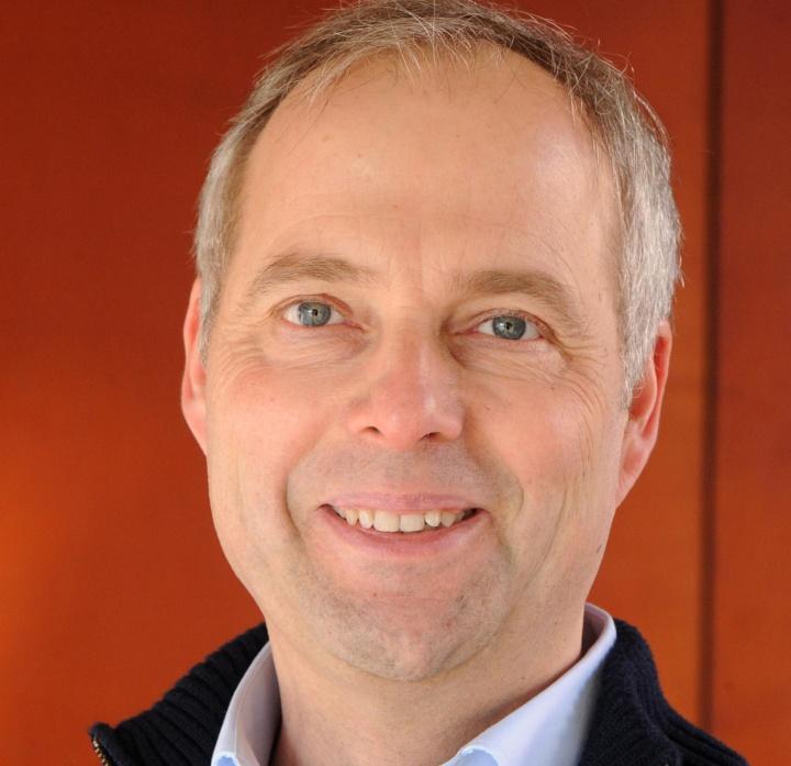 Prof. Jörg Wrachtrup (c) David Ausserhofer