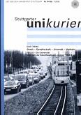 Unikurier Nummer 84/85 im Jahr 2000