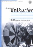 Unikurier Nummer 86 im Jahr 2000