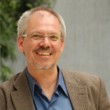 This picture shows Prof. Frank Allgöwer