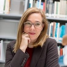 Dieses Bild zeigt Prof. Dr. Kirsten Dickhaut
