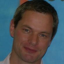 This picture shows Prof. Bernd Plietker