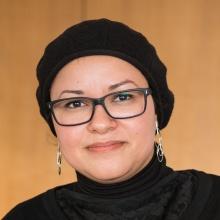 This picture shows Jun.-Prof. Hanaa Dahy