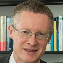 This picture shows Prof. Burkhard Pedell