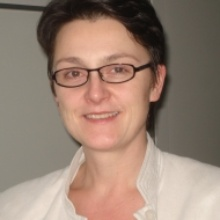 This picture shows Prof. Cosima Stubenrauch
