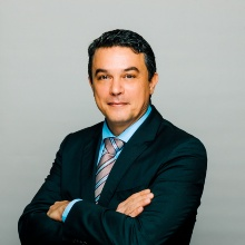 This picture shows Prof. Konstantinos Stergiaropoulos