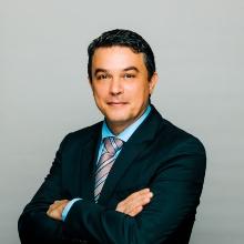Dieses Bild zeigt Prof. Dr. Konstantinos Stergiaropoulos