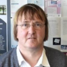 This picture shows Prof. Klaus Hentschel