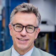 This picture shows Prof. Mathias Liewald