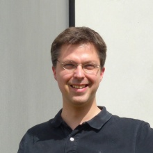 This picture shows Prof. Sebastian Padó
