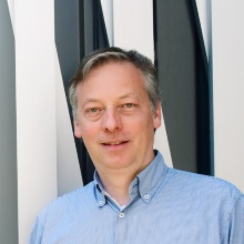 This picture shows Prof. Peer Fischer