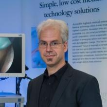 Dieses Bild zeigt Prof. Dr. Peter P. Pott