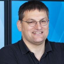 Dieses Bild zeigt Prof. Dr. Michael M. Resch