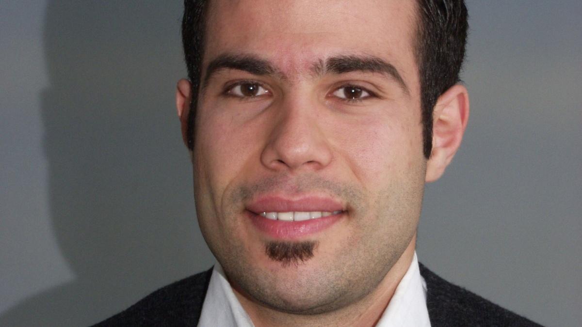 Portrait Fadi El Hallak  (c) privat