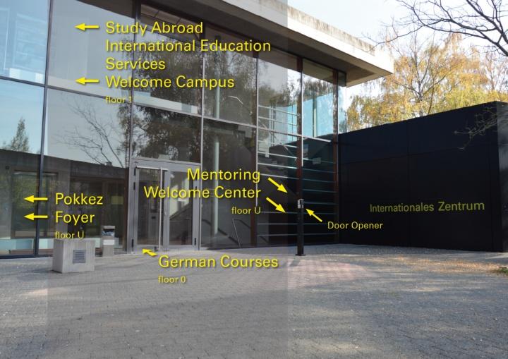 Eine Übersicht des IZ-Gebäudes (c)