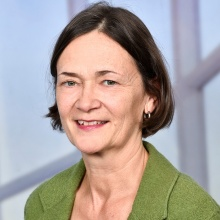This image shows Annette Schorp