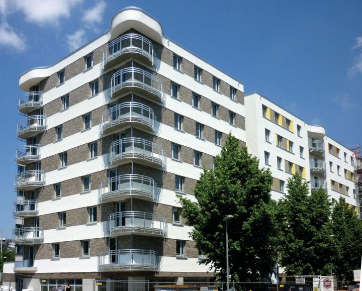 """Das Studierendenwohnhaus """"Rosensteinstraße"""""""