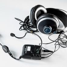 Headset zum Telefonieren