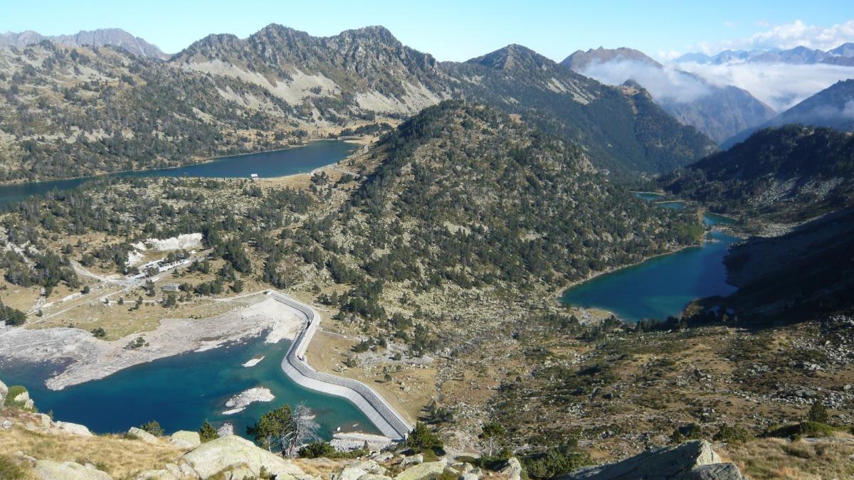Speichersystem  LWW (Lehrstuhl für Wasserbau und Wassermengenwirtschaft)