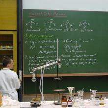 Symbolbild Studiengang Chemistry