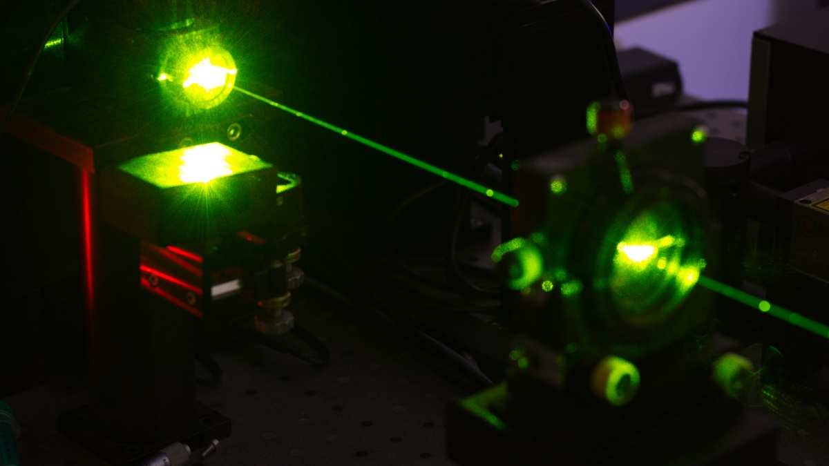 Lichtstreuung