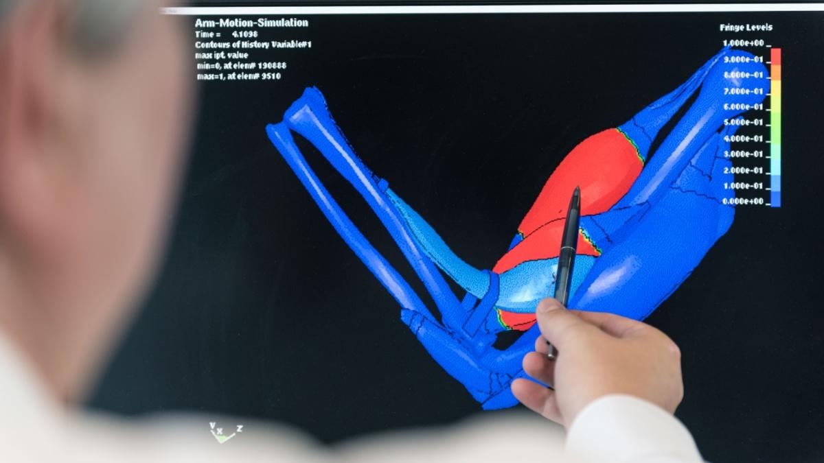 Spezialisierung: Biomechanik und  Bionik