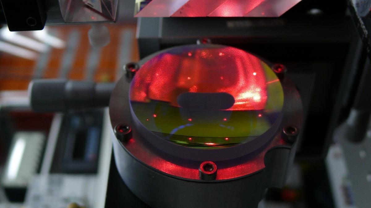 Laser in der Materialbearbeitung