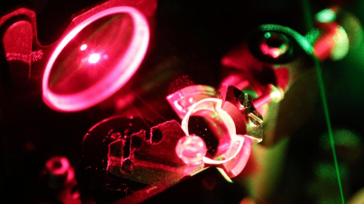 Laserresonator