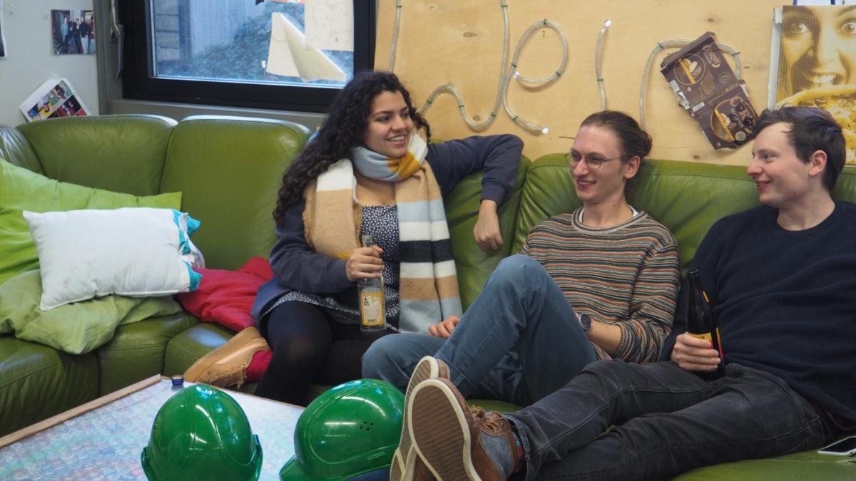 Studiengang Umweltschutztechnik: Miteinander Die Umwelt lässt sich nur gemeinsam retten. Foto: ISWA/Uni Stuttgart