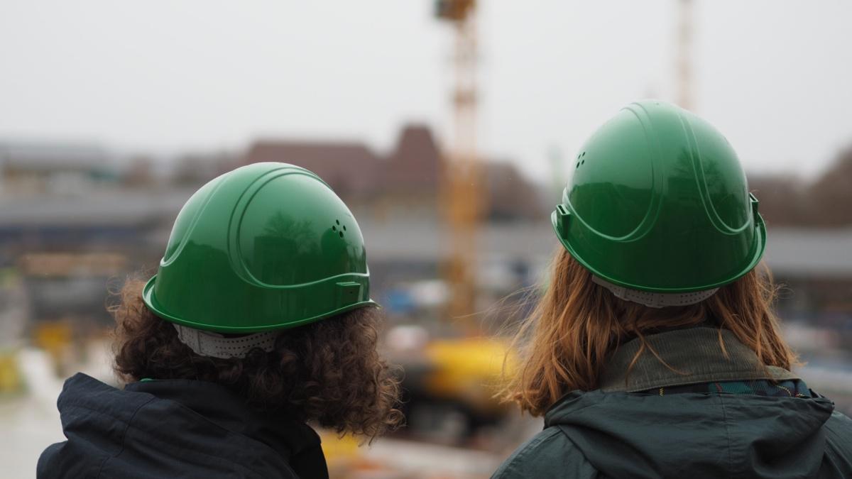Studiengang Umweltschutztechnik: Ingenieurwesen Baustelle Stuttgart 21 Foto: ISWA/Uni Stuttgart