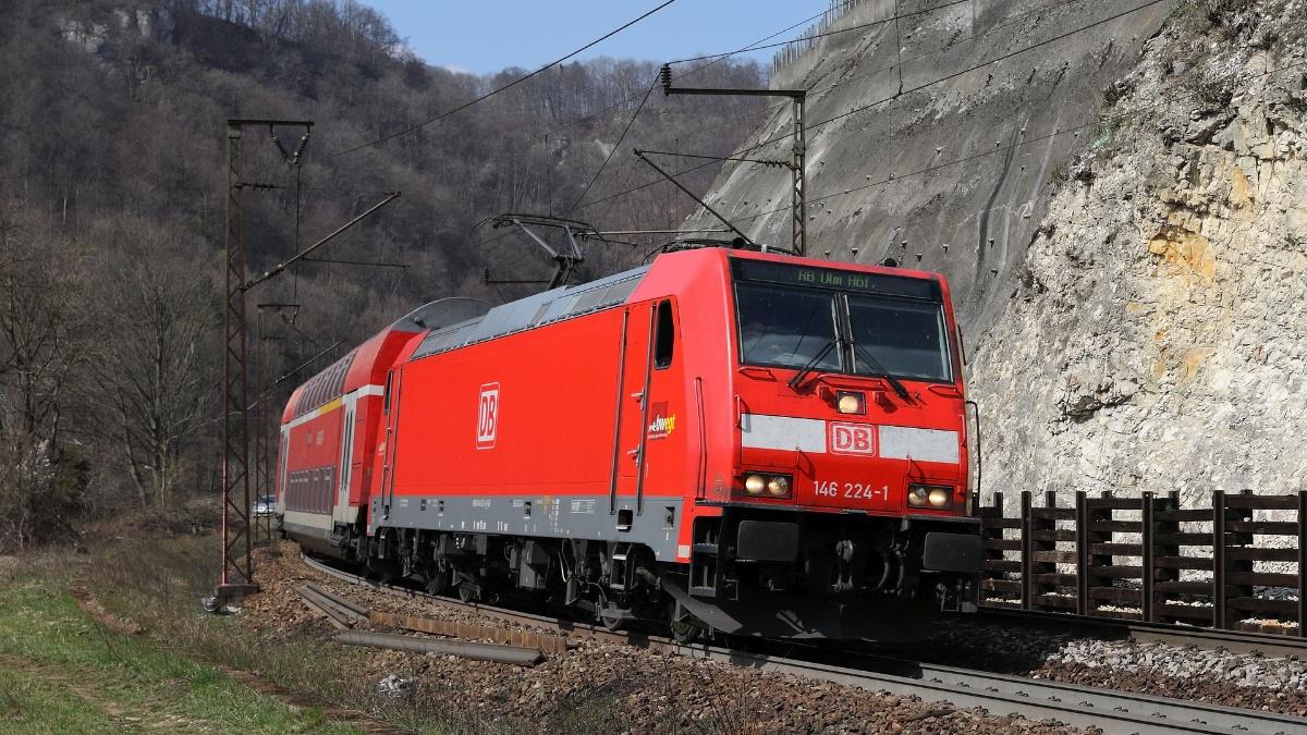 Regionalbahn  Foto: IEV