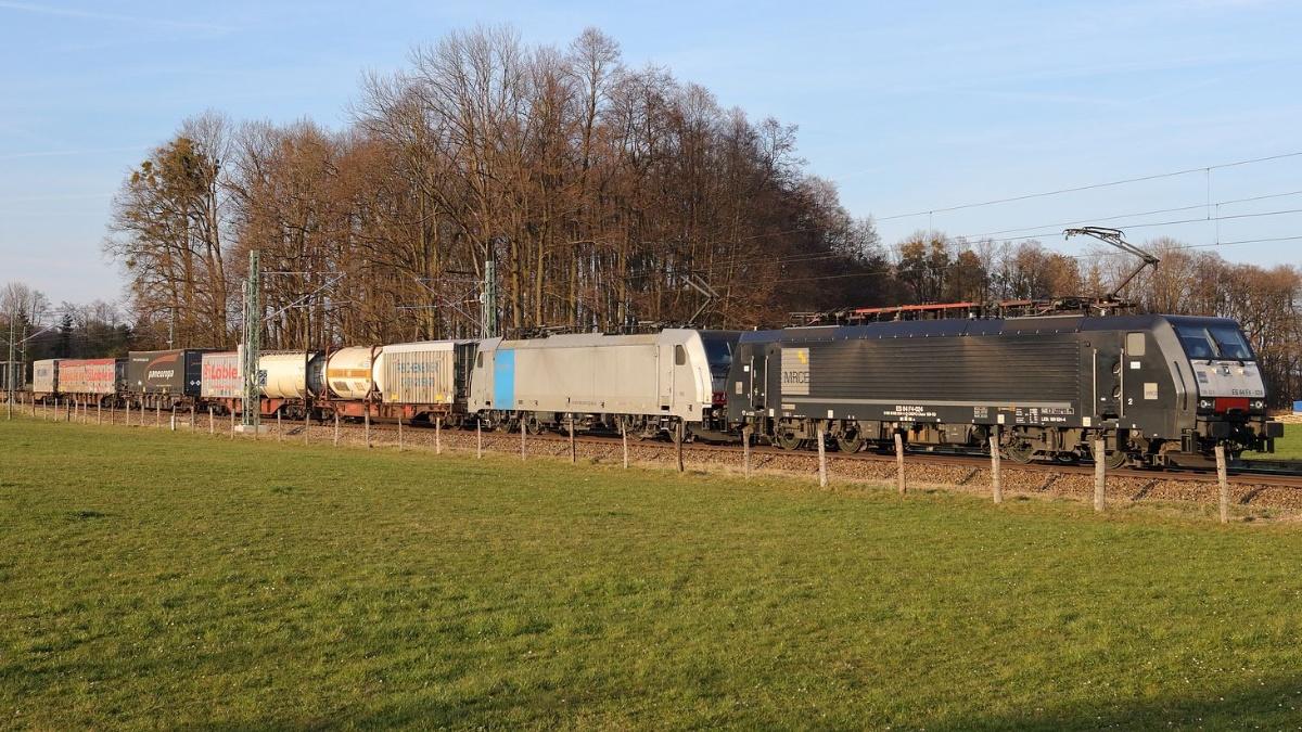 Güterzug  IEV