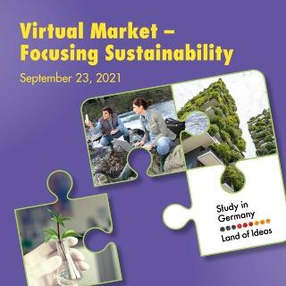 Virtual Market Flyer