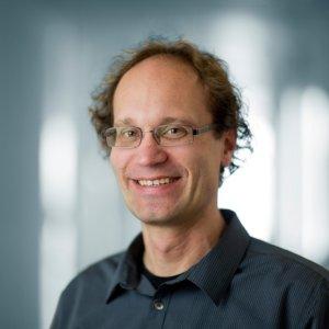 Prof. Daniel Weiskopf, Visualisierungsinstitut, Universität Stuttgart
