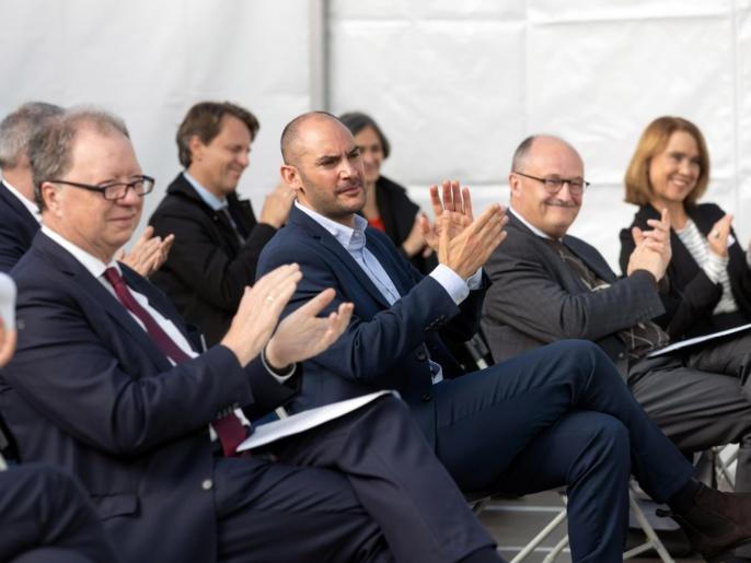 2 ZAQuant Eröffnung am 8.10.2021 - Festakt